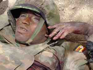 UPDF Soldiers Killed in Mogadishu